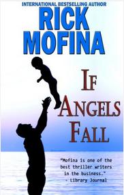 BEFORE: Rick Mofina Kindle Book Cover
