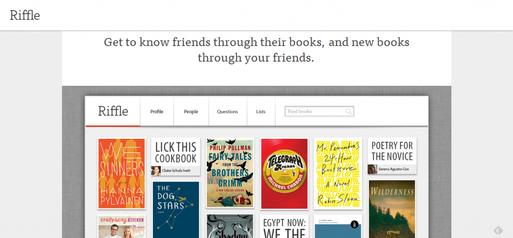 Riffle Guest Post: New York Times article E-Book Sales Slip