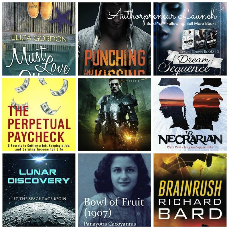 Indie Authors 2016