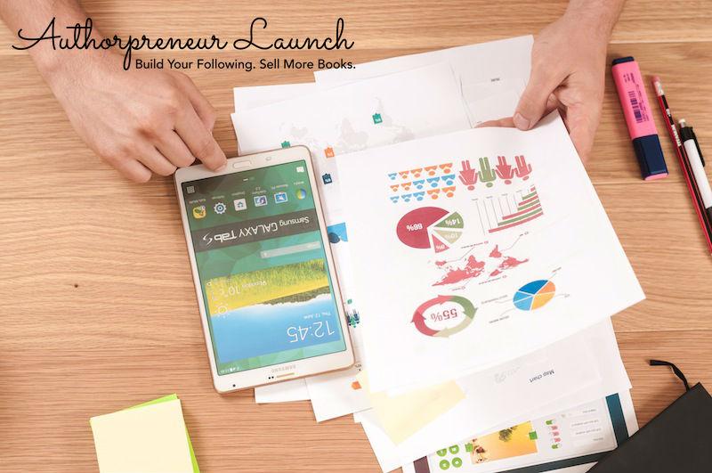 author business plan: the market