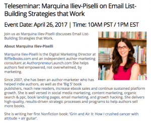 [Transcript] Email List-Building Strategies That Work
