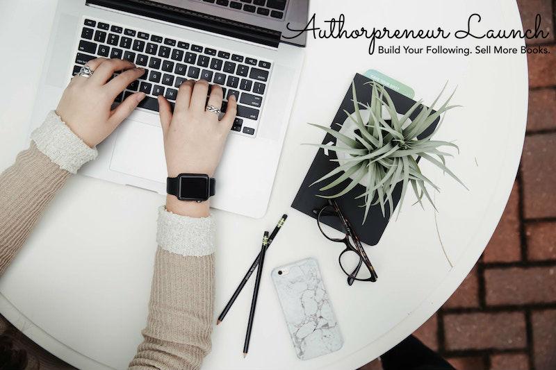 author blogging