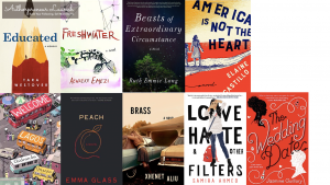 The 9 Best Debut Books Of 2018 By Female Authors (Female and Gender Non-Binary Authors)