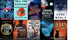 The 10 Best Sci-Fi Books of 2018 (So Far)
