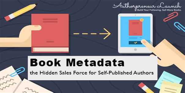 How to Increase Book Sales with Metadata