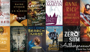 20 Best Sci-Fi and Fantasy Books of October 2018