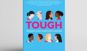 TOUGH: Women Who Survived Cancer Book Cover