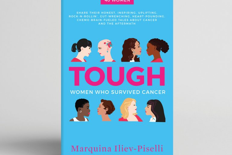 TOUGH: Women Who Survived Cancer Book Cover