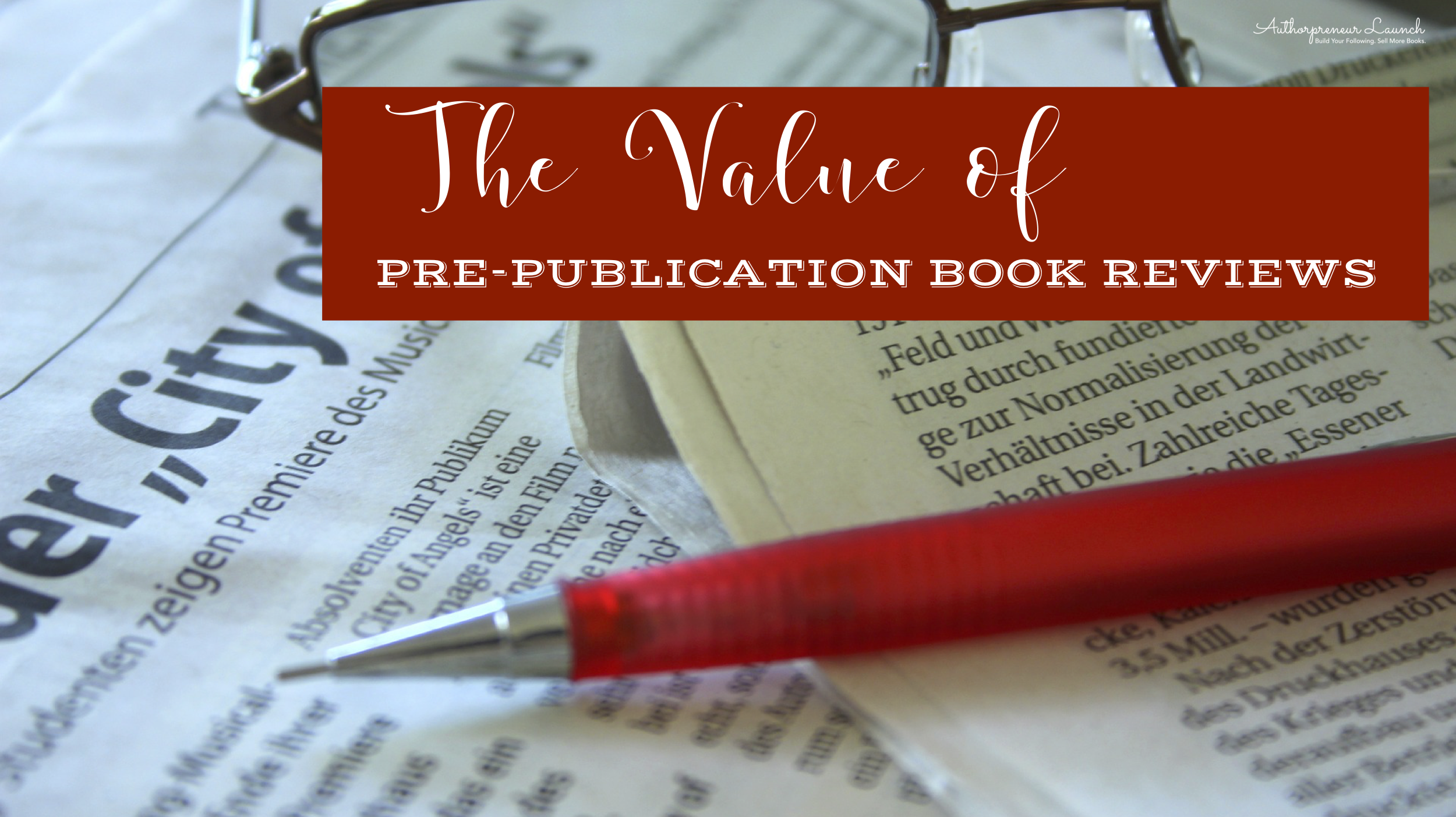 How to Write a Press Release And Get Book Reviews