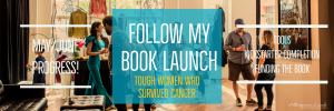 Follow My Book Launch