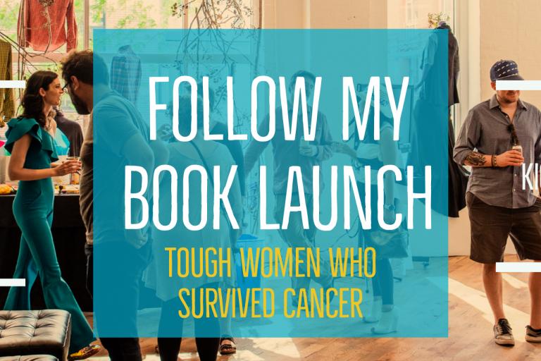 Follow My Book Launch