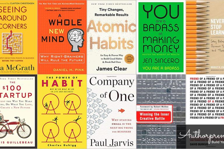 15 Best Books for Freelancers