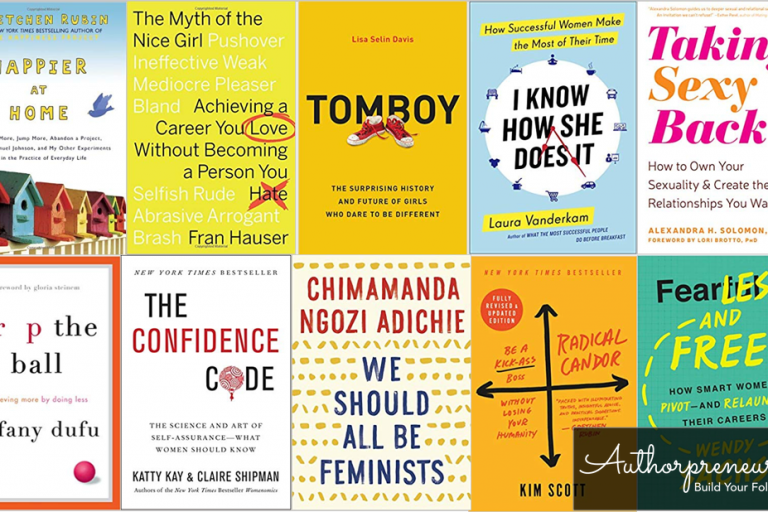 15 Books on Female Empowerment and Gender