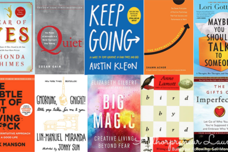 10 Self-Help Books That Will Actually Help You